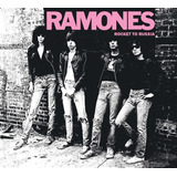 Cd Ramones   Rocket To Russia   Digifile  original Lacrado