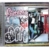 Cd Ramones   Subterranean Jungle