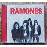Cd Ramones   The Best