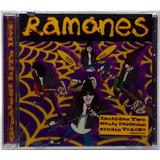 Cd Ramones Greatest Hits Live 1996 Eua Radioactive Lacrado
