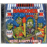 Cd Ramones Were A Harry Family Red Hot Rob Zombie Tom Waits