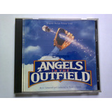 Cd Randy Edelman   Angels In The Outfield Ost  importado