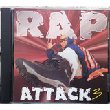 Cd Rap Attack 3   Born Jamericans  Mad Lion  Will Smith