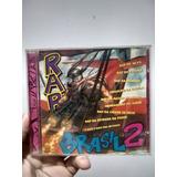 Cd Rap Brasil 2 Rap Do Silva Mc Bob Rum 1995