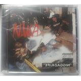 Cd Rap Nwa Niggas 4 Life Drdre Compton Lacrado Importado Usa