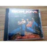 Cd Rare Tracks  Banda Bon Jovi