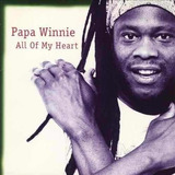 Cd Raridade Papa Winnie   All Of My Hearth