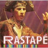 Cd Rastape Cantando A Historia Do Forro Ao Vivo