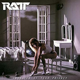 Cd Ratt invasion Of Your Privacy  hard Rock Stephen Pearcy