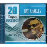 Cd Ray Charles   20 Super Sucessos