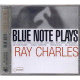 Cd Ray Charles   Blue Note Plays   Novo