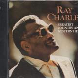 Cd Ray Charles   Greatest Country And Western Hits