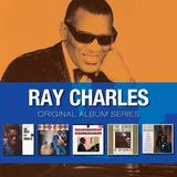 Cd Ray Charles   Original Album Series Box 5 Cds