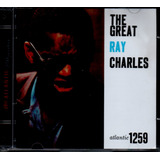 Cd Ray Charles   The Great