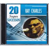 Cd Ray Charles 20 Super Sucessos