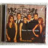 Cd Rbd Nosso Amor Rebelde Edição Brasil 2005 Lacrado Raridad