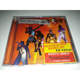 Cd Rbd Tour Generation Rbd En Vivo Original Novo Lacrado