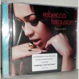 Cd Rebecca Ferguson   Heaven   Oferta