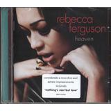 Cd Rebecca Ferguson Heaven 2011 Lacrado
