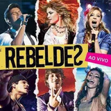 Cd Rebeldes   Ao Vivo  lacrado  Tv Record   Com Chay Suede