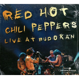 Cd Red Hot Chili Peppers   Live At Bud O Kan