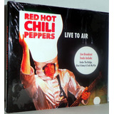 Cd Red Hot Chili Peppers   Live To Air