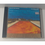 Cd Red Hot Chili Peppers Californication   Semi Novo