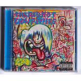 Cd Red Hot Chili Peppers Primeiro Álbum 5 Bônus Novo Lacrado