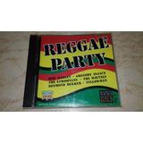 Cd Reggae Party Bob Marley Gregory Isaacs Yellowman Maytals