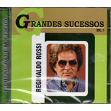 Cd Reginaldo Rossi   Grandes Sucessos Vol  1