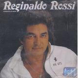 Cd Reginaldo Rossi   Momentos De Amor