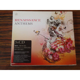 Cd Renaissance anthems   3 Cds   Importado   2008