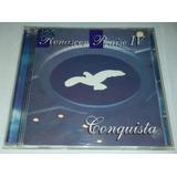 Cd Renascer Praise Iv 4   Conquista Ao Vivo   Gospel 1997