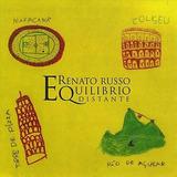 Cd Renato Russo   Equilibrio Distante Musicas Italianas