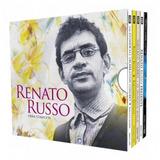 Cd Renato Russo   Obra Completa   Box Com 5 Cds