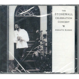 Cd Renato Russo   Stonewall Celebation Concert   Orig Lacrad