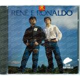 Cd Renê E Ronaldo  1991    Leia O Anúncio