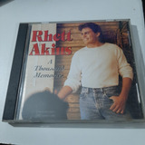 Cd Rhett Akins A Thousand Memories