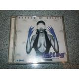 Cd Rhythm Of Saliva  Jetlag   Original