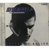 Cd Rhythm Of Saliva Jetlg   A4