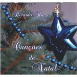 Cd Ricardo Haas   Canta Canções De Natal
