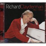 Cd Richard Clayderman   Vol 01 Duplo