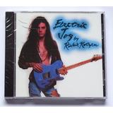 Cd Richie Kotzen   Electric Joy Importado Novo E Lacrado