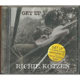 Cd Richie Kotzen Get Up Mck 2004 Lacrado