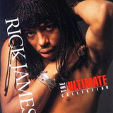 Cd Rick James The Ultimate Collection Raro  Funk Dance Black