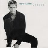 Cd Ricky Martin   Vuelve   Original Com Encarte