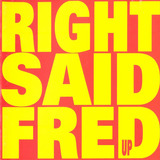 Cd Right Said Fred Up  raro