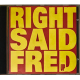 Cd Right Said Fred Up 1992 Rca   C6