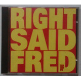 Cd Right Said Fred Up I m To Sexy 1992 Importado Germany