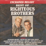 Cd Righteous Brothers   Unchained Melody   Novo